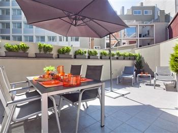 Solarium 2 bedroom +2 bathroom big terrace